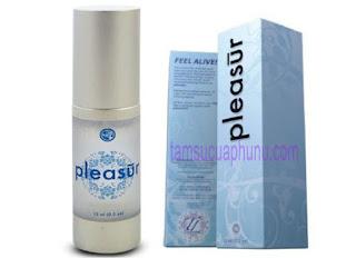 Pleasur chăm sóc vùng kín - Pleasur bHIP tăng cường sinh lý nữ