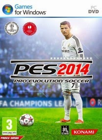 pes 2014 pc game coverboxrc Pro Evolution Soccer 2014 World Challenge SKIDROW