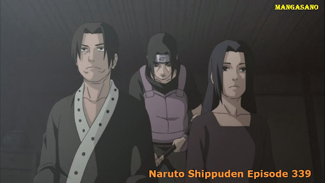 Naruto Shippuden Episode 339 - Always Loving You