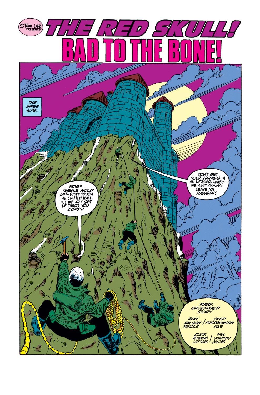 Captain America (1968) Issue #383 #316 - English 47
