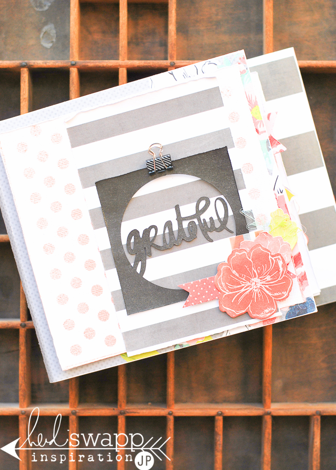 hello november | jmpgirldesigns #sizzix #purposefulgratitude  @jamiepate