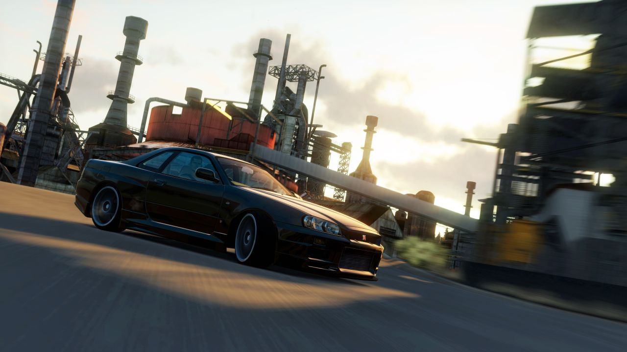 Forza Horizon HD & Widescreen Wallpaper 0.711933636650354