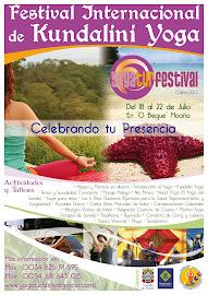 Festival Kundalini Yoga Galicia 2012 - Spain