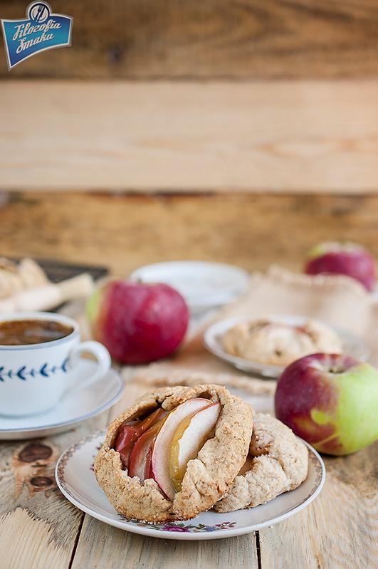 Jabłkowe galette