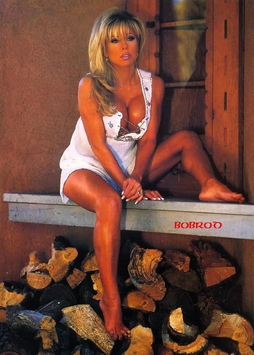Former WWE Diva Terri Runnels