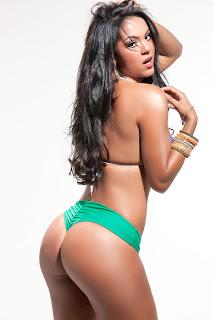 Fotos Aline Bernardes - Candidata Miss Bumbum 2012 5