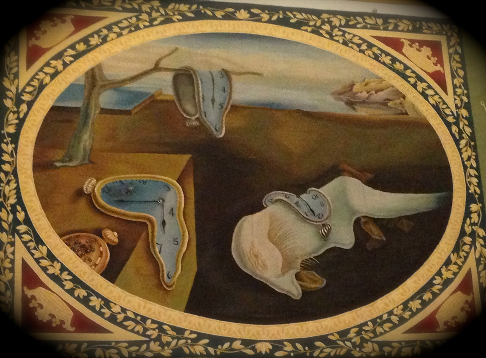 salvador dali persistence of memory essay The persistence of memory - essay peter kassa name of the instructor art analysis paper date submitted an essay on salvador dali's the persistence of memory.