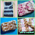 handmade casing power bank,handphone,laptop & external hard disk yang comel (benang kait)