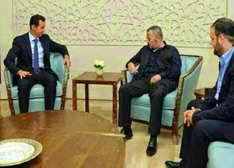 """""""جورج وسوف"""" يزور """"بشار الأسد"""" و السبب !!"""