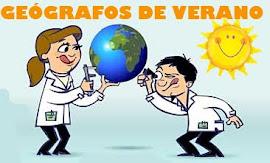 GEÓGRAFOS DE VERANO