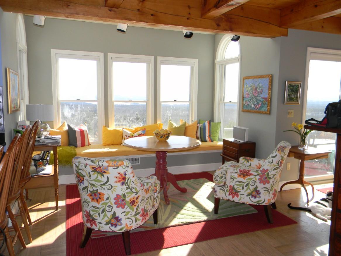 Julie Fergus Asid Nh Interior Designer March 2010