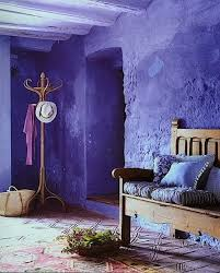 I Started Out Wanting A Bohemian Theme Bathroom With Purple Like This
