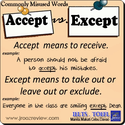 misused words in articles