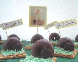 Http Www Catholicicing Com Religious Easter Craft For Kids Make