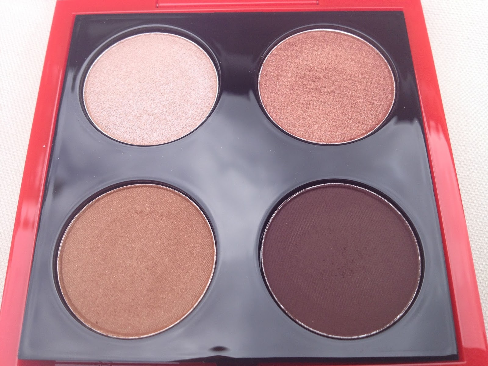 MAC Sharon Osbourne Collection Duchess Eye Shadow Quad