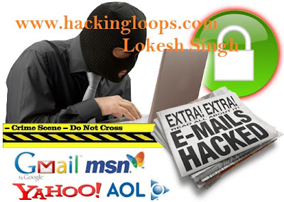 Hack Email account passwords,protect email accounts