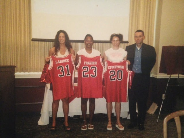 Roberts Wesleyan College Senior Basketball Banquet