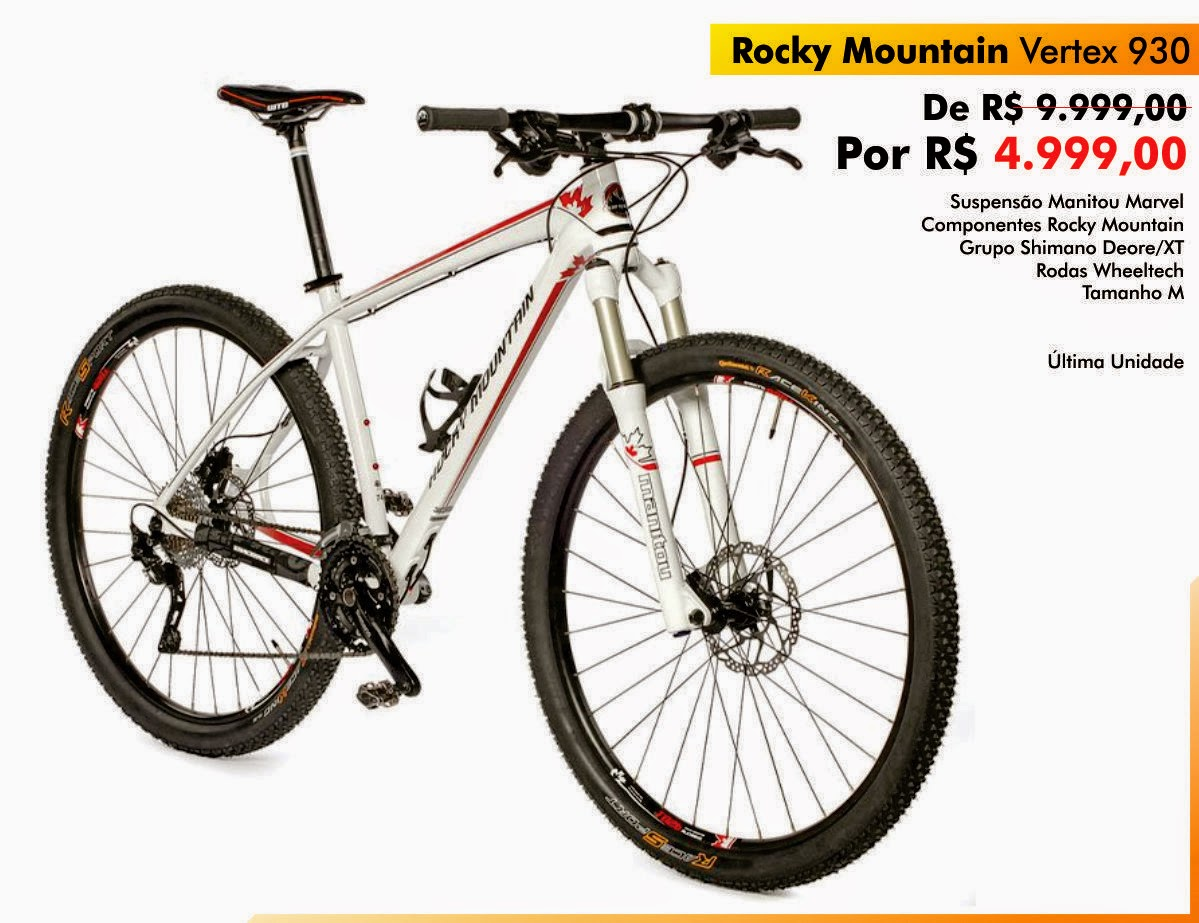 Rocky Mountain Vertex 930