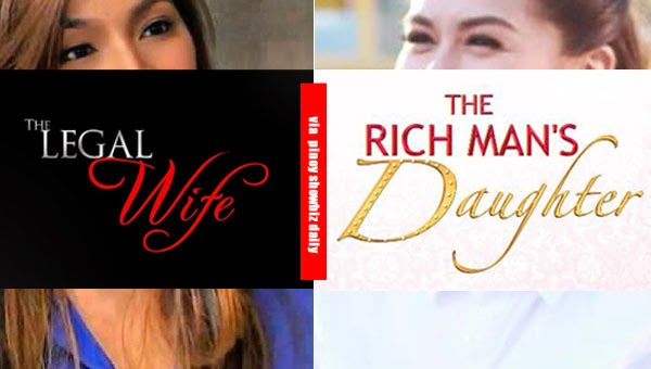 Did The Legal Wife inspire The Rich Man's Daughter's title card?