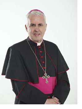 D. LUIS QUINTEIRO FIUZA,  Obispo Diocesano de Tui-Vigo