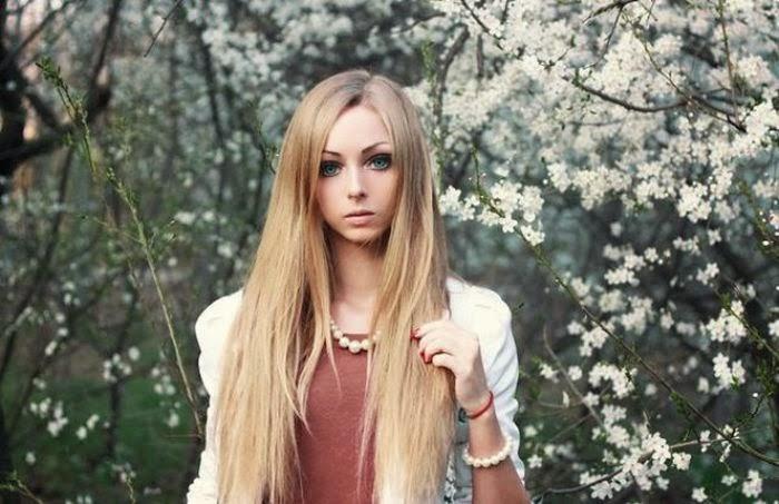 Alina Kovalevskaya Human Barbie