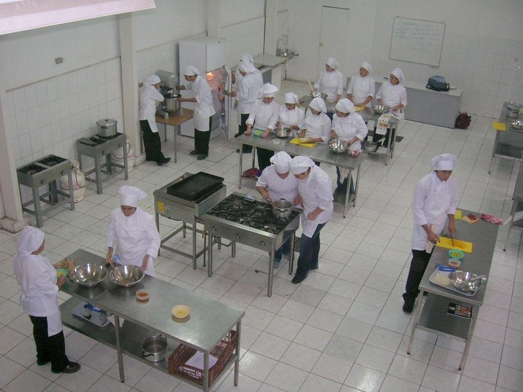 Cocina internacional reposteria y pasteleria escuela de - Temario fp cocina y gastronomia ...