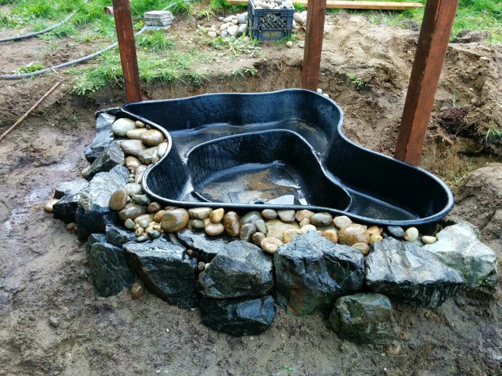 And We Have Made Some Real Progress On The Duck Pond