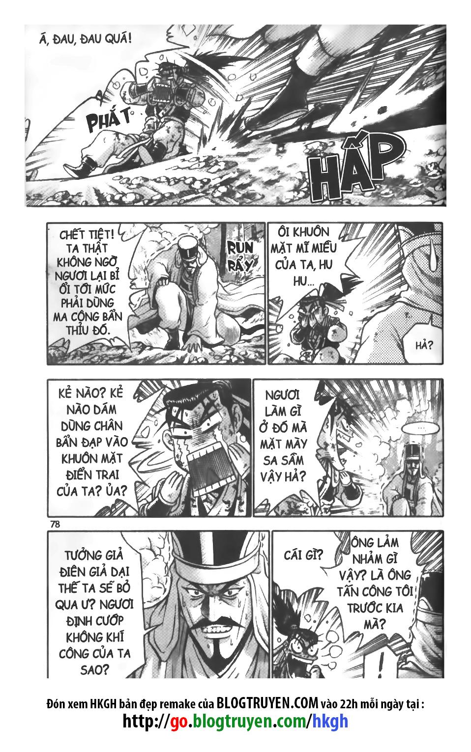 Hiệp Khách Giang Hồ chap 327 Trang 13 - Mangak.info