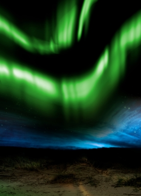"Image ""Aurora Borealis"" by Victor Habbick at www.freedigitalphotos.net"