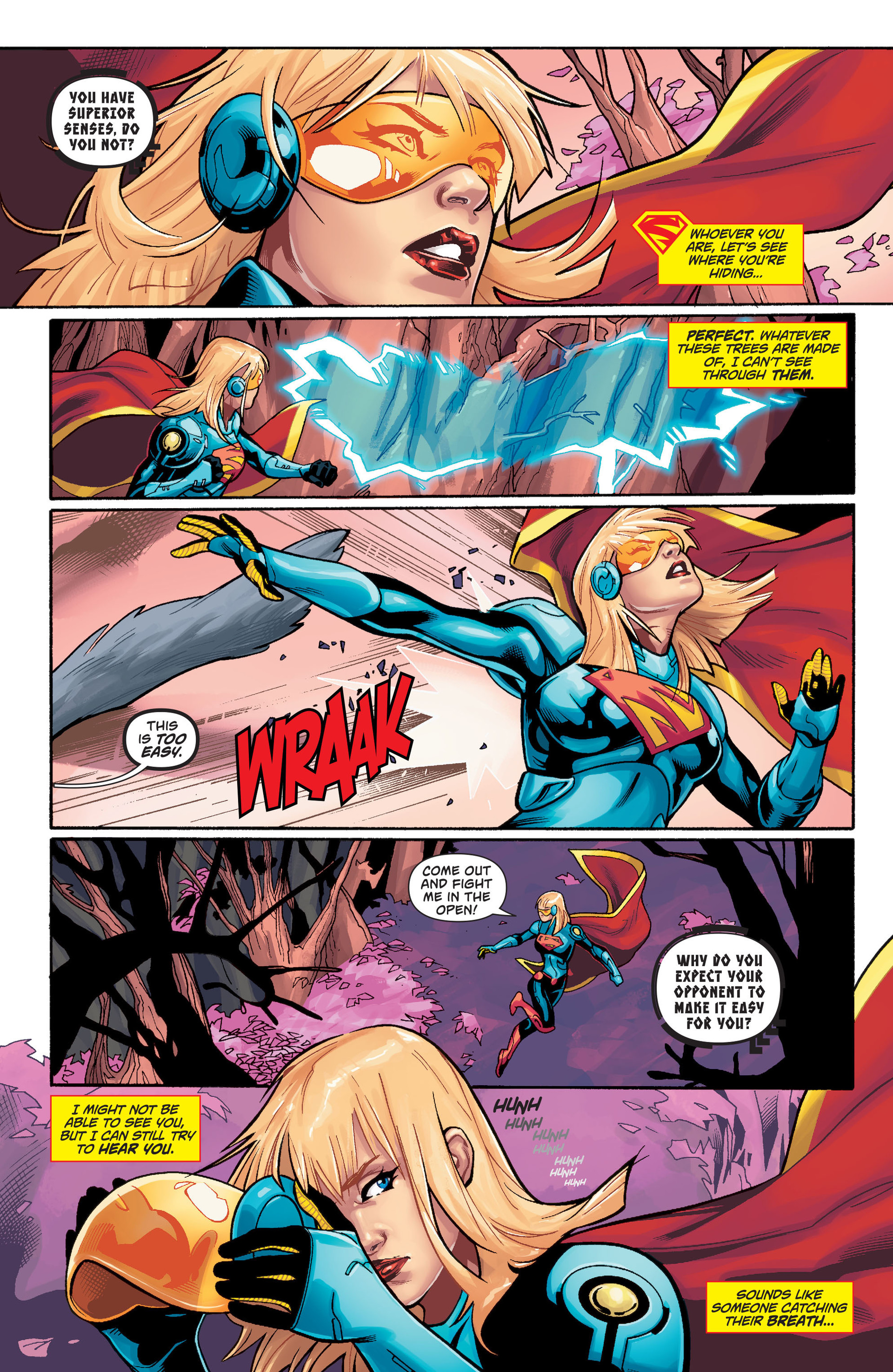 Supergirl (2011) Issue #36 #38 - English 11