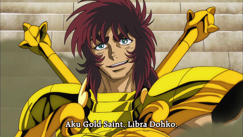 Saint Seiya: SOG Episode 02 Subtitle Indonesia
