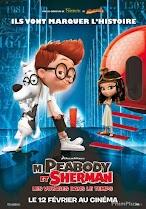 Phim Cuộc Phiêu Lưu Của Mr. Peabody Và Cậu Bé Sherman