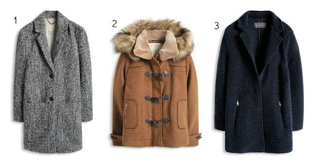 esprit winter coats