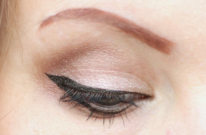 MUR eye shadow look