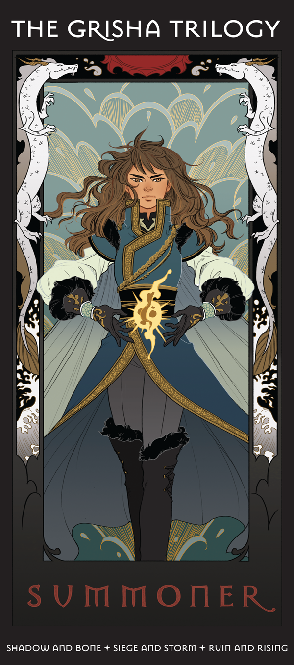 Okay, Can We Just Stop For A Moment And Observe The Gorgeousness Of The  Kefta And Clothing Irene Koh Created For Alina In This Panel Of The  Triptych?