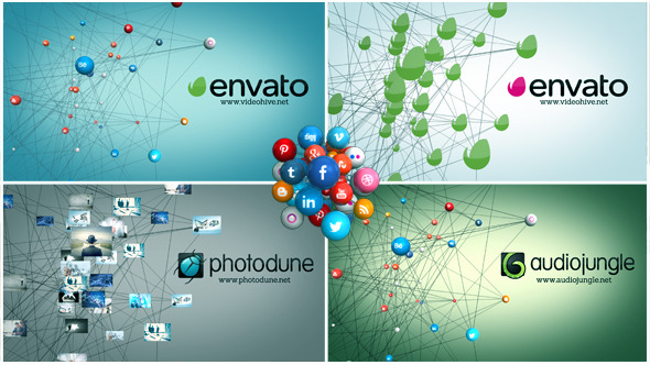 VideoHive Social Network