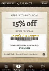 picture relating to Kirklands Printable Coupons Mommy Saves Big titled Kirkland printable discount coupons november 2018 : Offers in opposition to belfast