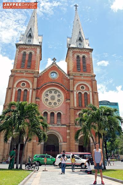 Ho Chi Minh City, Saigon, Vietnam, Vincom, Notre Dame, City Hall, Opera House, Can Tho Bridge, Post Office, Airport