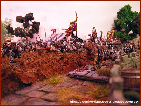 El Canto de las Espadas Miniatures. - Page 2 Armies-On-Parade-2014-Games-Workshop-Empire-Imperio-Warhammer-Fantasy-Wargaming-06