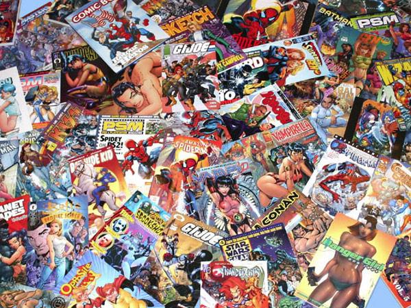 Comic Aun Book Cover Illustration Ver : El tribunal de los superweyes episodio top comics
