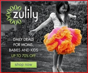 Zulily Deals & Steals
