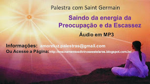 PALESTRA COM SAINT GERMAIN