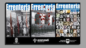 """Presentado el estudio """"Errenteria 1936-1945: Conculcación de los derechos humanos y represión"""