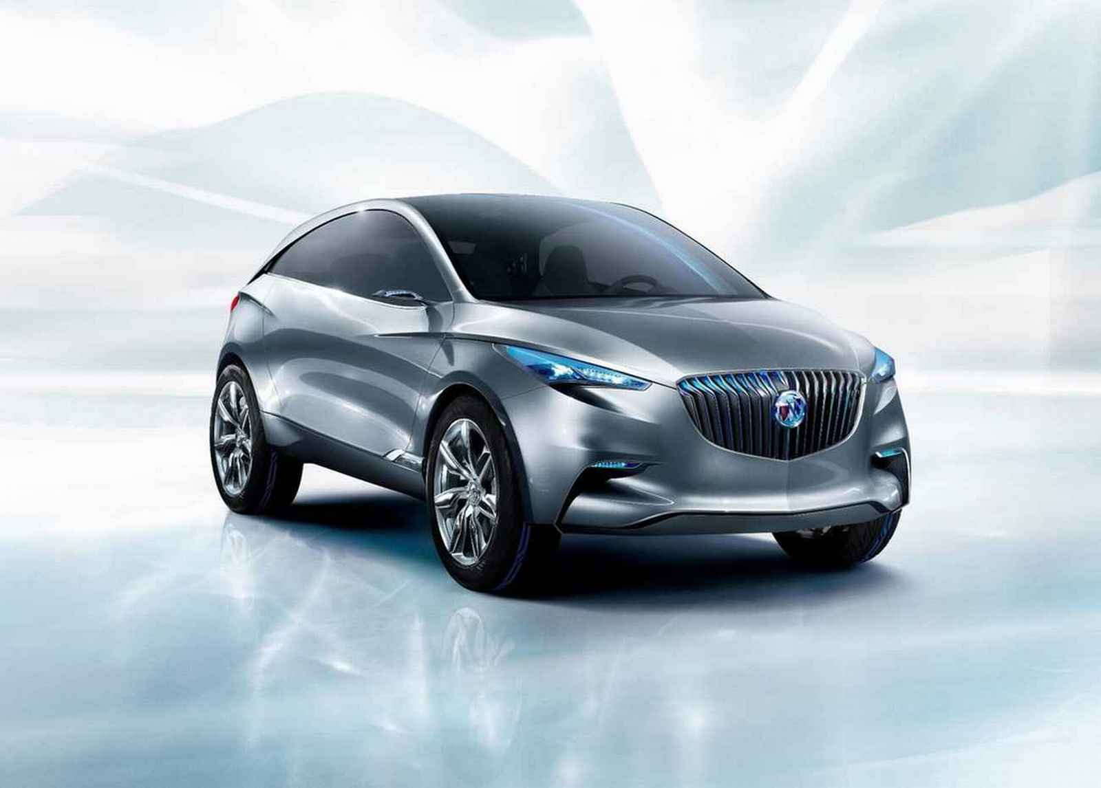 2019 buick envision concept wallpapers - Buick Envision Concept Plug-In Hybrid SUV From Shanghai