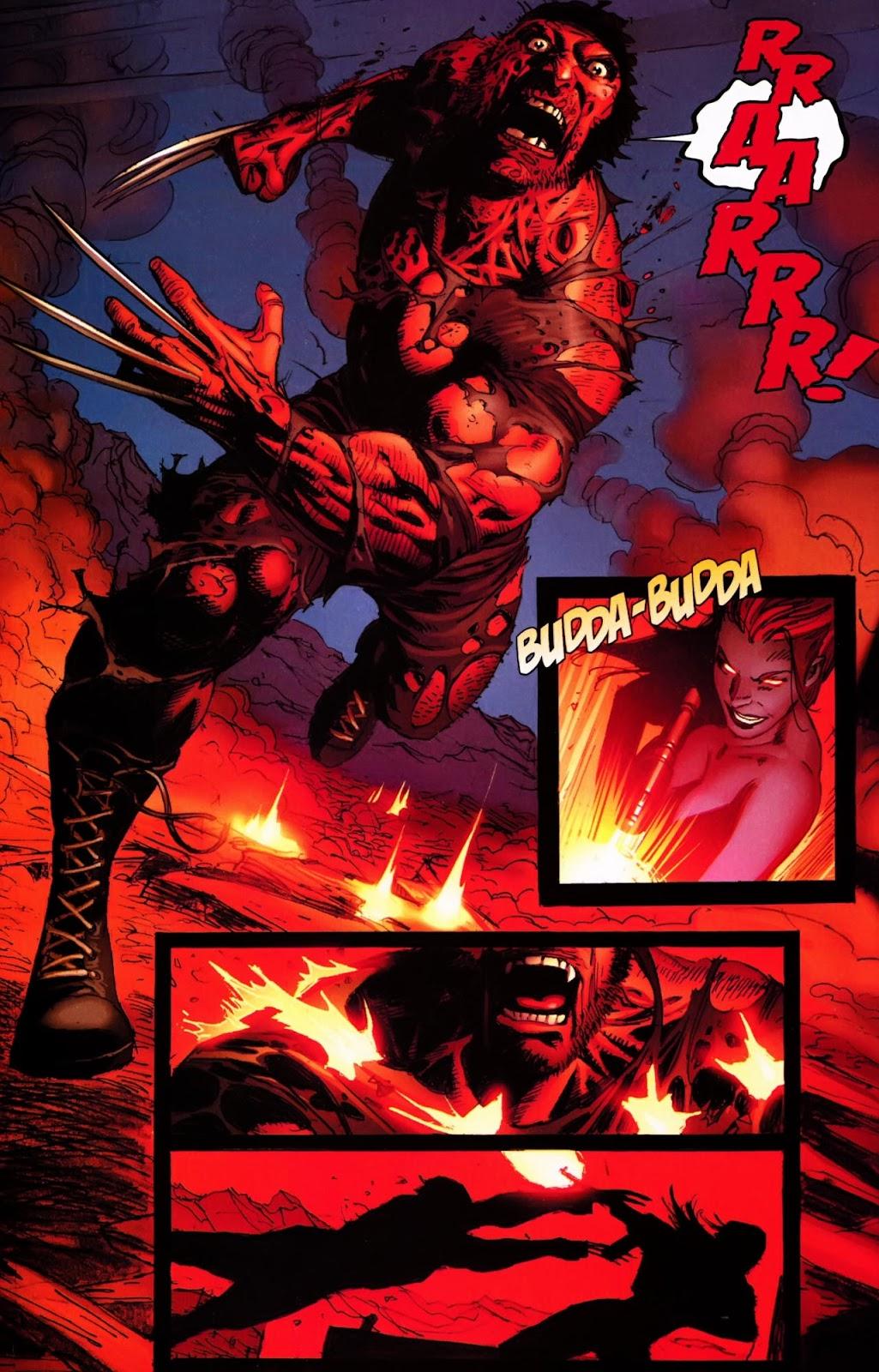 Read online Wolverine (2003) comic -  Issue #65 - 9