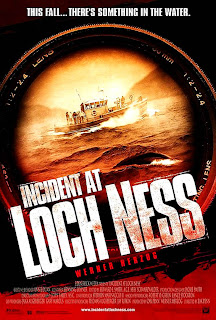 Incident at Loch Ness film poster
