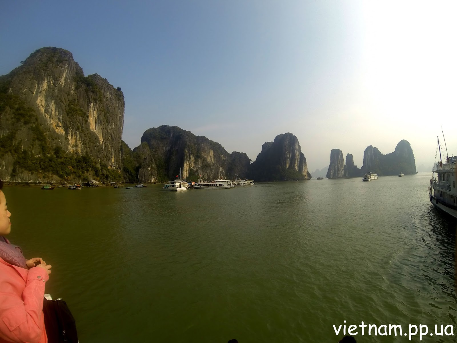 халонг на карте вьетнама