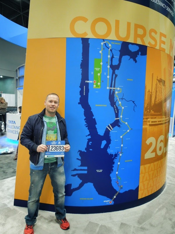New York Marathon Expo 2015