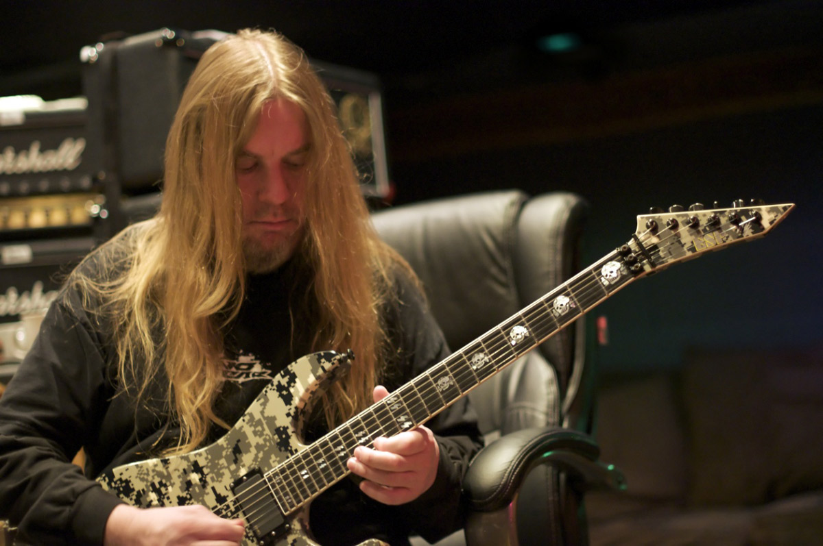 The Toxicologist Today: Jeff Hanneman, co-founder of