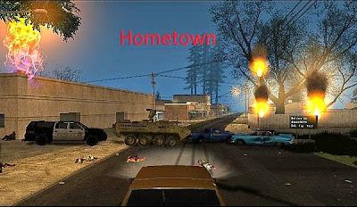 Mod Hometown Part 1 + Intro (DYOM)